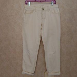 🎈Loft Boyfriend Pants 26/2